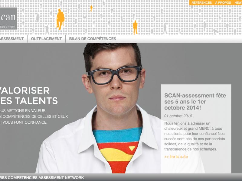 Scan Assessment